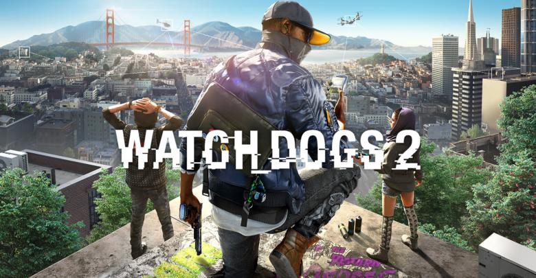 لعبة watch dogs 2 للكمبيوتر