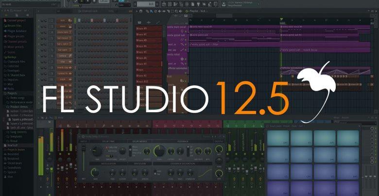 """البرنامج الصوت """"إف إل ستوديو"""" FL Studio"""